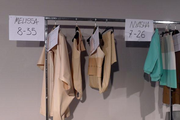 Milan Fashion Week: Репортаж с бэкстейджей Max Mara и Moschino. Изображение № 9.