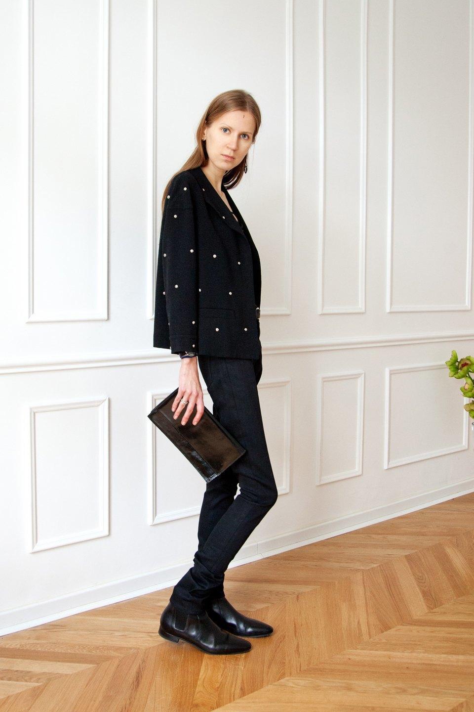 Аня Небренчина,  дизайнер марки Roi et Moi. Изображение № 32.