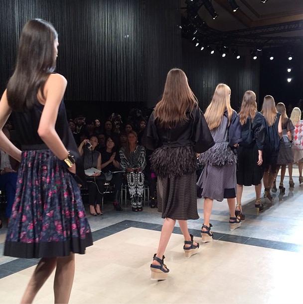 Прямой репортаж  с Paris Fashion Week:  День 7. Изображение № 27.