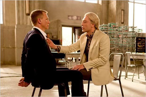 "«007: Координаты ""Скайфолл""»: Хавьер Бардем о новом Джеймсе Бонде. Изображение № 2."