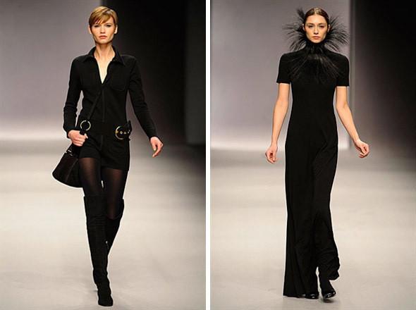 Показы на London Fashion Week AW 2011: день 3. Изображение № 6.