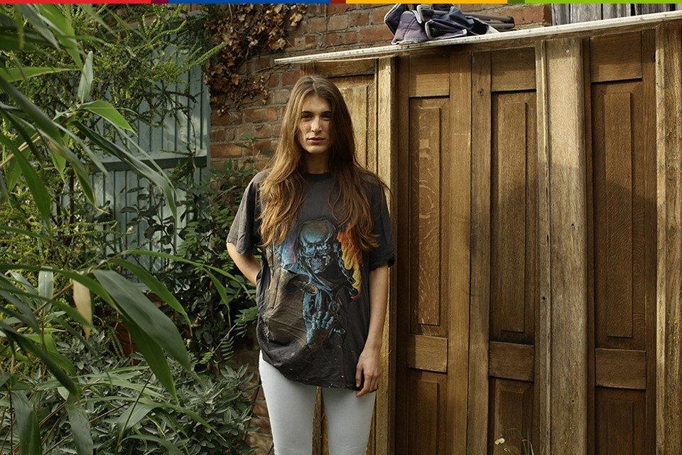 London rocks: Стилист Мирейа Гарсия и ее коллекция футболок. Изображение № 5.