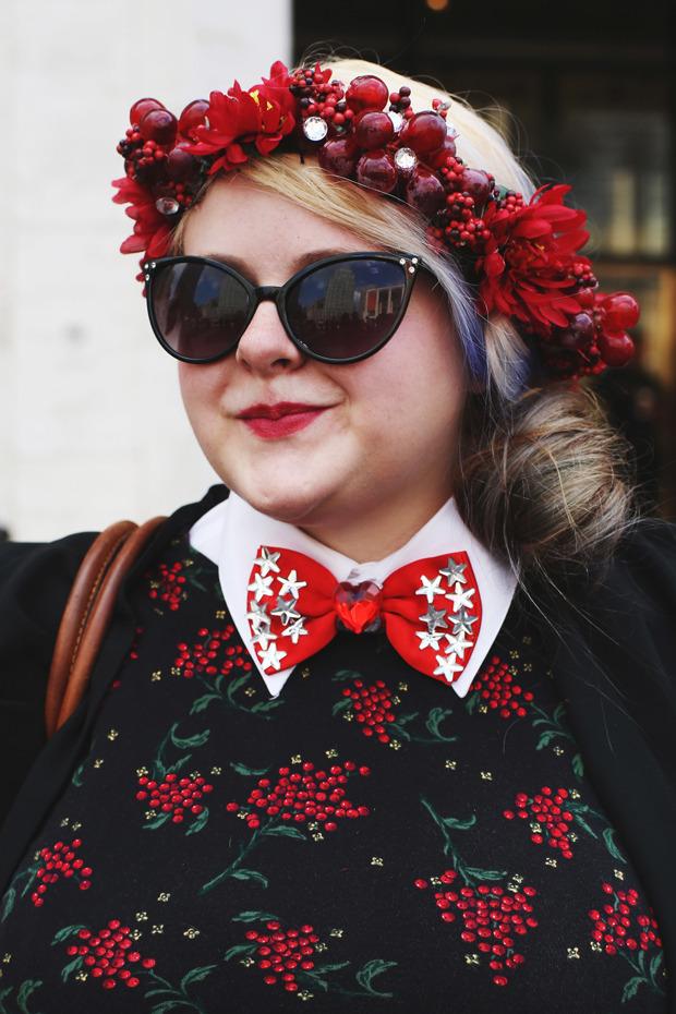 Других посмотреть и себя показать: Неделя моды в Нью-Йорке. Изображение № 3.