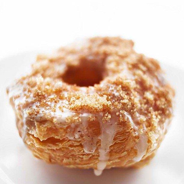 Большой, сладкий  и калорийный кронат. Изображение № 2.