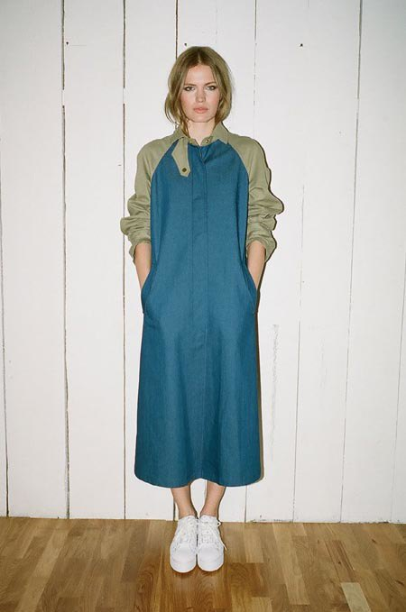 Пижамы, комбинации и халаты в новой коллекции Walk of Shame. Изображение № 28.