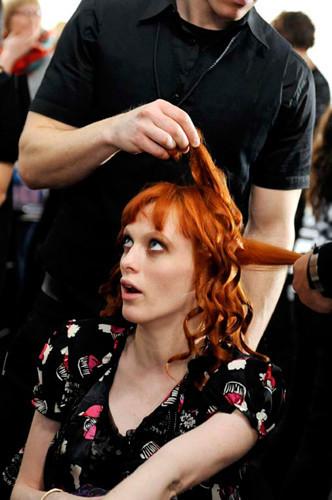 Фантастическая миссис Фокс: 8 моделей с рыжими волосами. Изображение № 4.