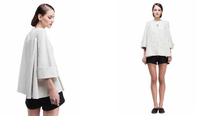 Платья в бельевом стиле в лукбуке KamenskayaKononova. Изображение № 11.