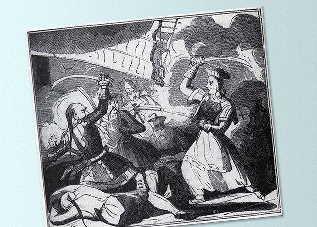 Женщины на борту: Пираты, о которых мы  не догадывались. Изображение № 1.