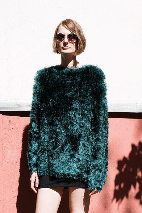 Директор по маркетингу  Анна Петухова  о любимых нарядах. Изображение № 5.