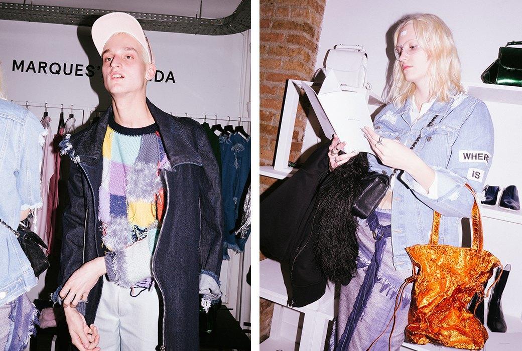 Бедные и клевые: Другая жизнь на Неделе моды в Париже. Изображение № 15.