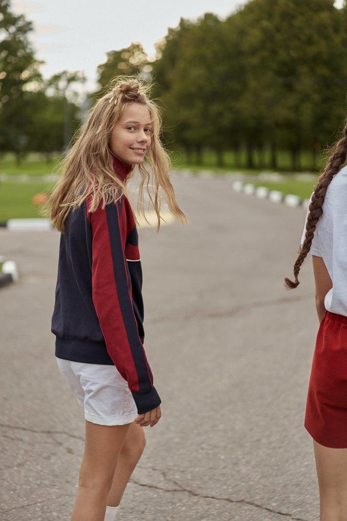 Birdie выпустили съёмку причёсок с девочками-подростками. Изображение № 6.