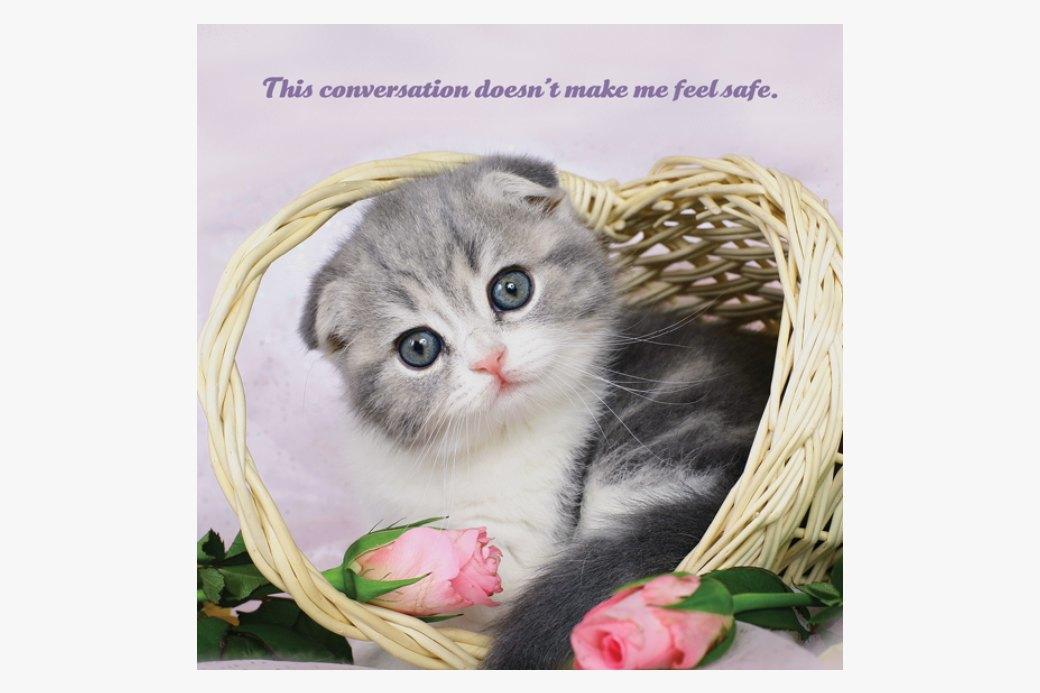Календарь  со здравомыслящими  котятами на 2015 год. Изображение № 2.