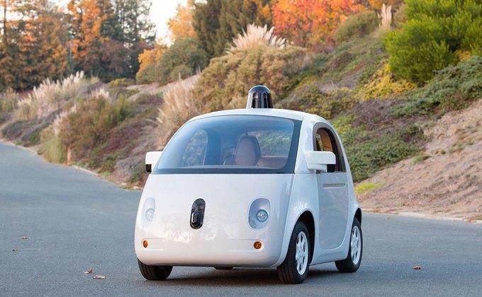 Прототип автомобиля Google на автопилоте. Изображение № 8.
