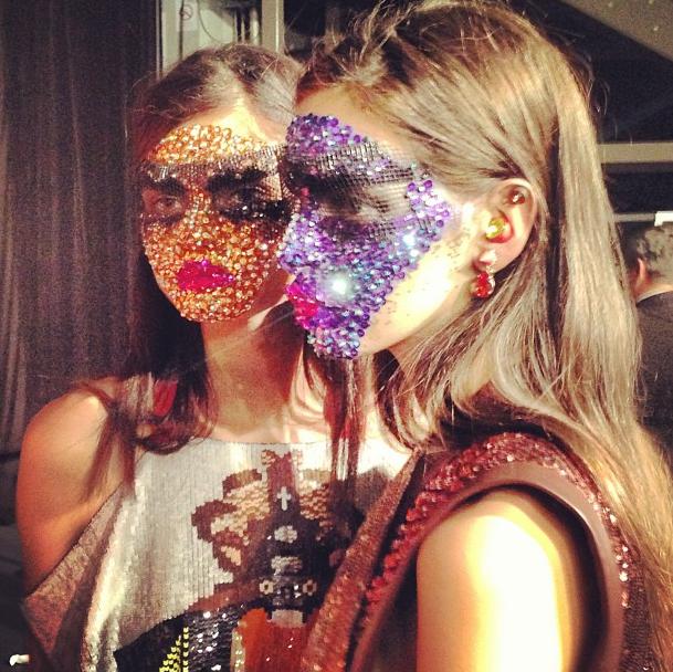 Прямой репортаж  с Paris Fashion Week:  День 6. Изображение № 11.