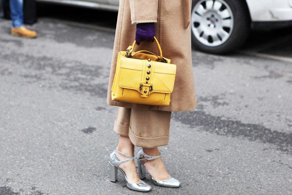 Анна Делло-Руссо, Элеонора Каризи и другие гости Миланской недели моды. Изображение № 24.