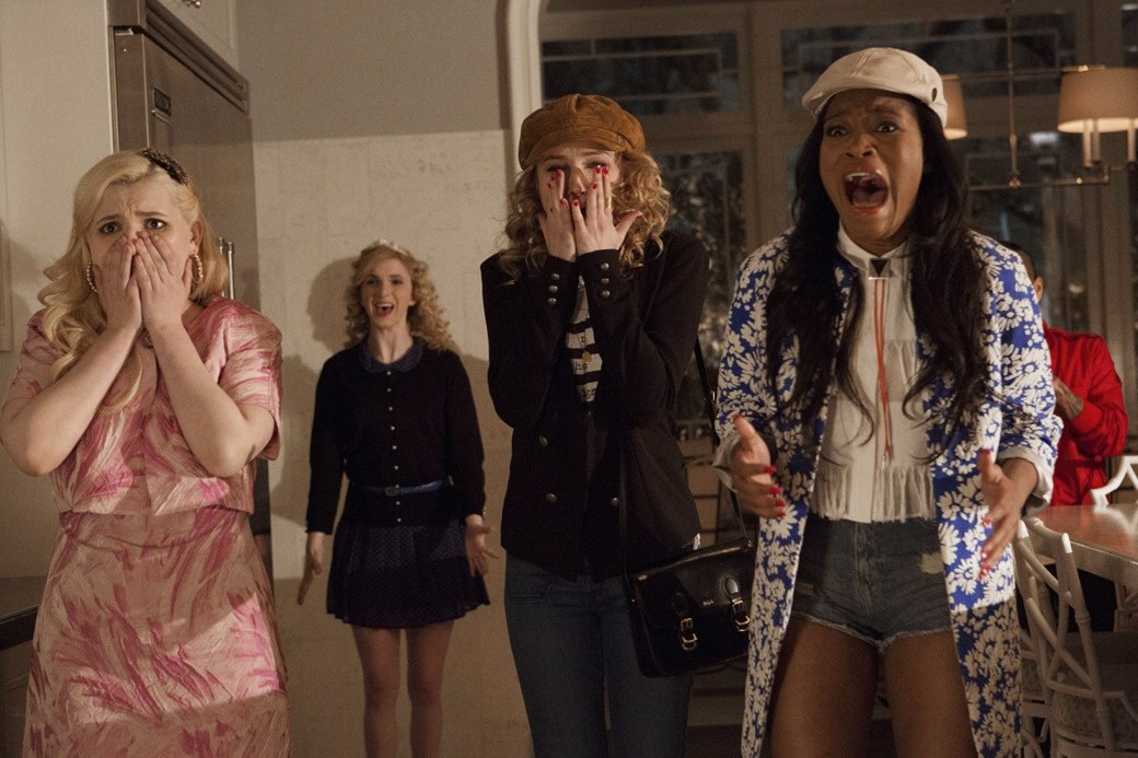 «Scream Queens»: