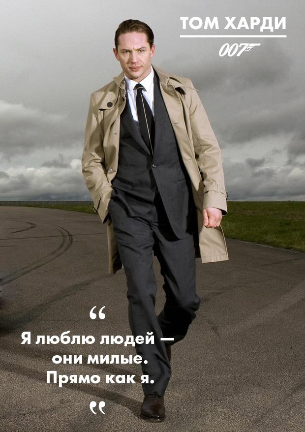 До седьмого Бонда: 10 кандидатов на место будущего агента 007. Изображение № 9.