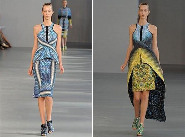 Показы на London Fashion Week SS 2012: День 4. Изображение № 1.