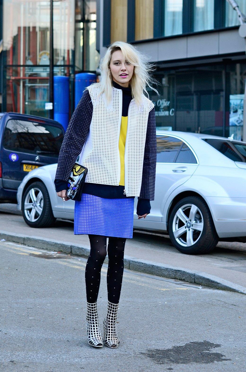 Неделя моды в Лондоне, часть I. Изображение № 32.