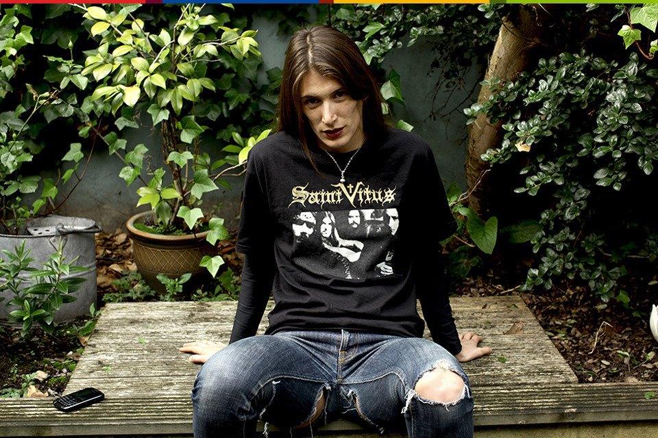 London rocks: Стилист Мирейа Гарсия и ее коллекция футболок. Изображение № 12.