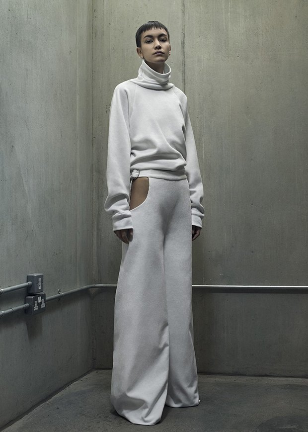 Marta Jakubowski: Лаконичная одежда  чистых цветов . Изображение № 4.