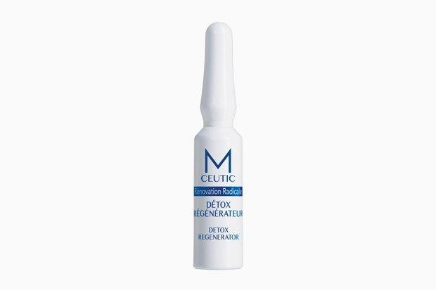 Thalgo MCeutic Detox Regenerator. Вопреки сомнительному слову «детокс» в названии, этот ампульный концентрат хорошо перезагружает кожу.. Изображение № 4.
