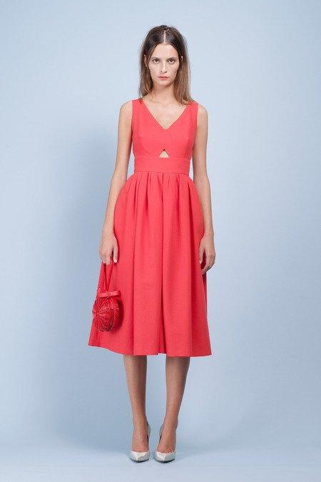 Элегантные платья и блузки в весеннем лукбуке Paule Ka. Изображение № 9.