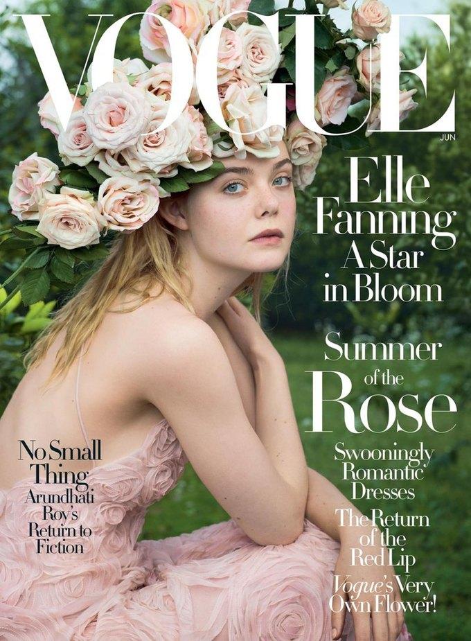 Названы лучшие обложки модных журналов 2017-го. Изображение № 14.