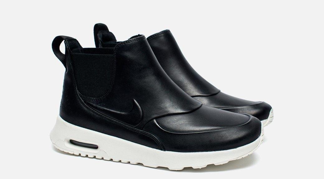 Милые и неубиваемые ботинки Nike . Изображение № 1.