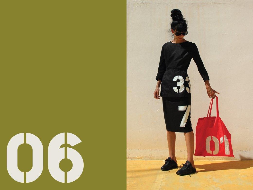 34-я, весенне-летняя коллекция Nina Donis. Изображение № 10.