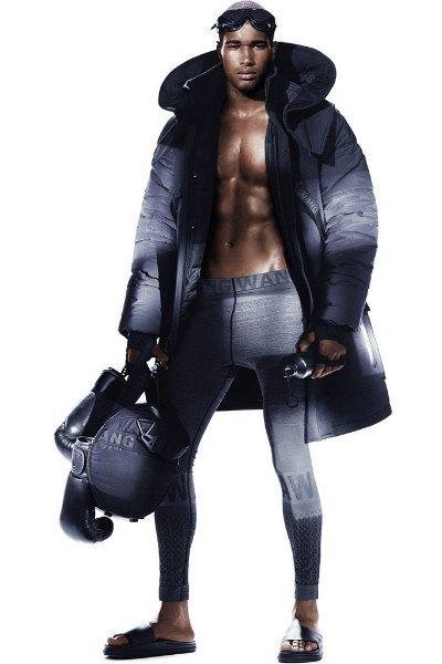Вышла кампания Alexander Wang x H&M с «воинами спорта». Изображение № 4.