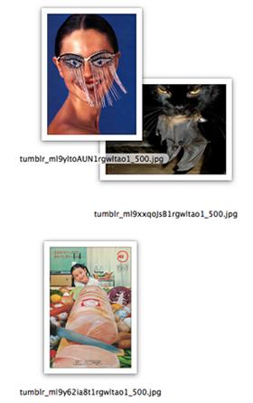 Дико красиво: Как Tumblr изменил понятие прекрасного. Изображение № 15.