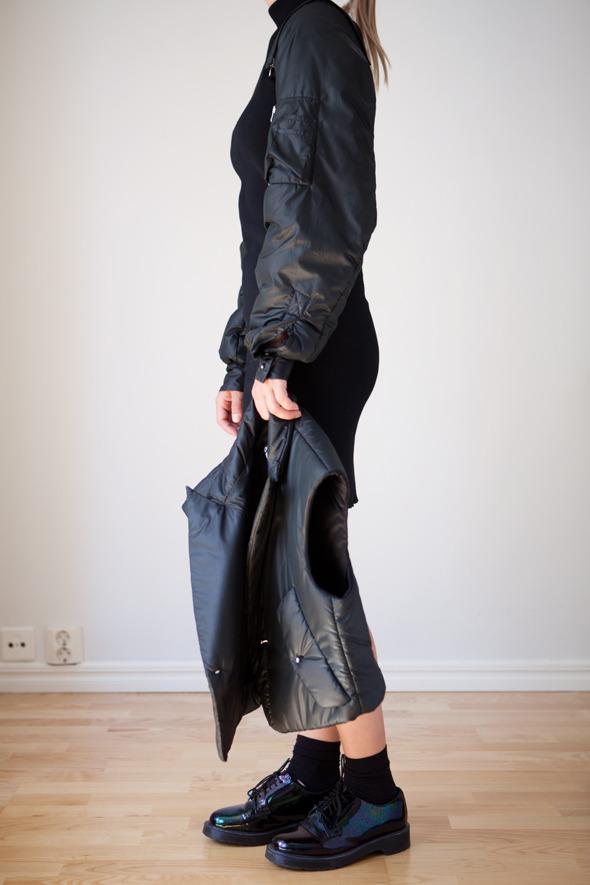 Анна Песонен, младший редактор моды финского журнала SSAW. Изображение № 22.