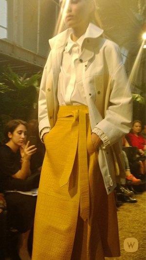 Прямой репортаж  с Paris Fashion Week:  День 9. Изображение № 2.