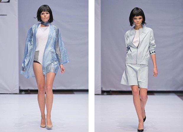 Kiev Fashion Days, часть II: Что показали украинские дизайнеры. Изображение № 2.