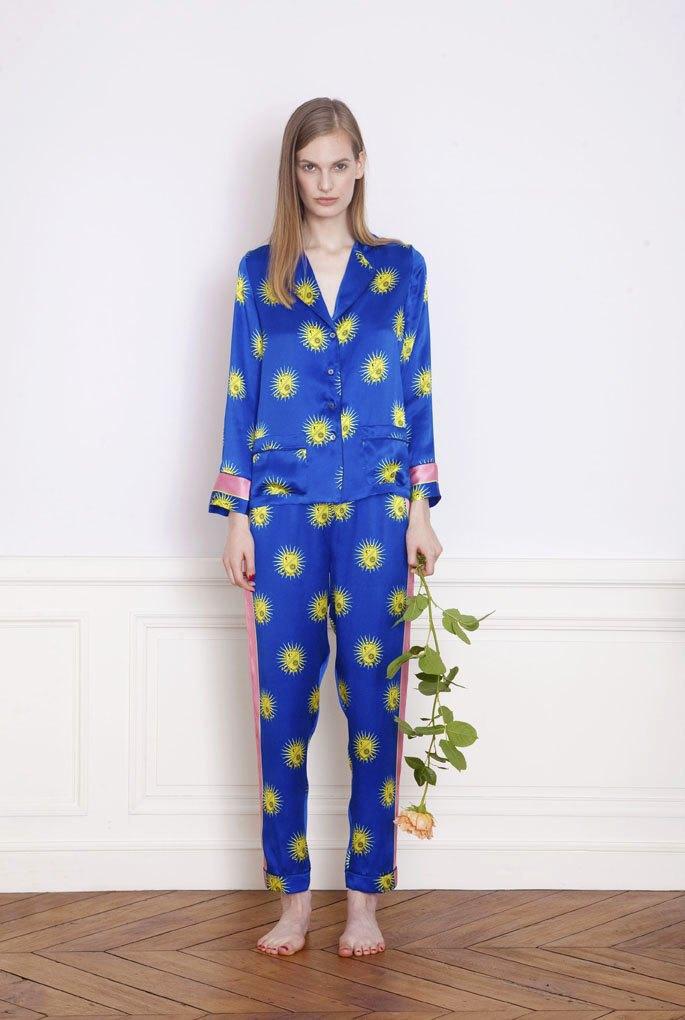 Пижамы из шелка Raphaëlla Riboud. Изображение № 2.