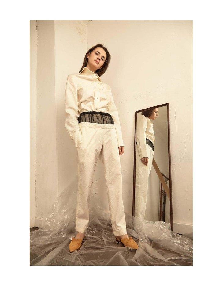 Новая коллекция Sergey Soroka вдохновлена мужским гардеробом. Изображение № 15.