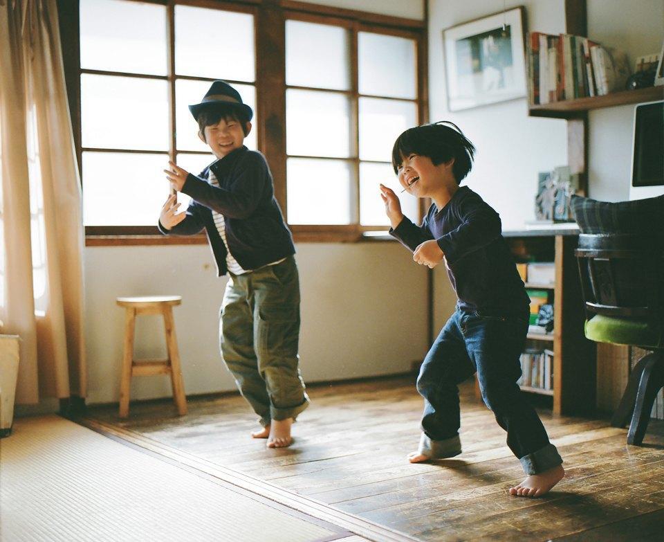 «Хару и Мина»: Летопись детства. Изображение № 20.