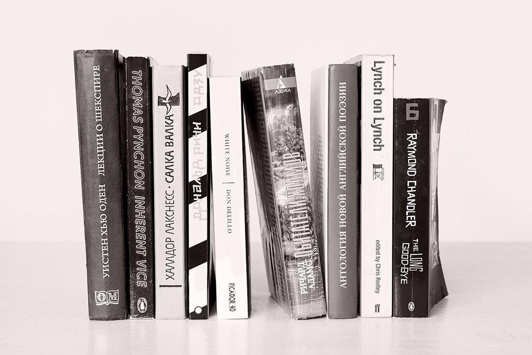 Кинокритик Анна Сотникова о любимых книгах. Изображение № 2.