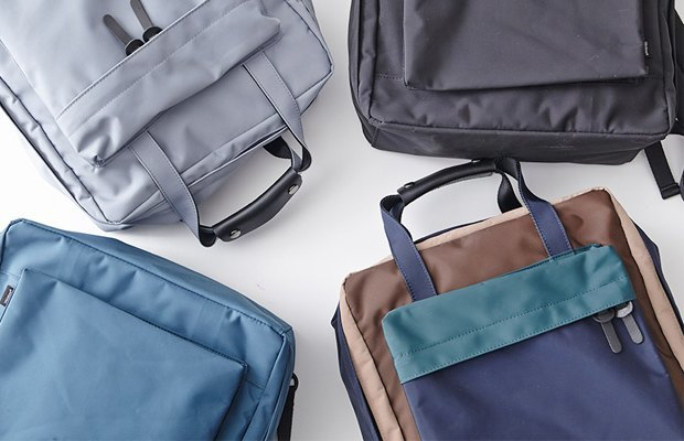 Вместительный рюкзак  для коротких путешествий. Изображение № 3.