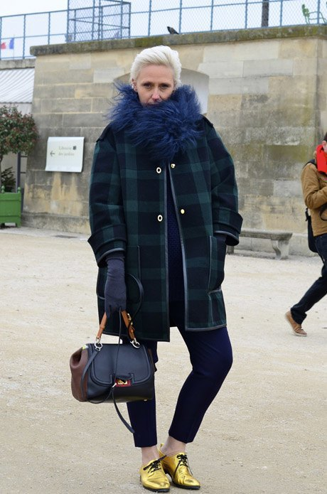 Гости Парижской недели моды FW13, часть 1. Изображение № 39.