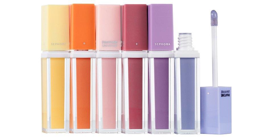 Коллекция Sephora, посвященная цветам года Pantone. Изображение № 2.