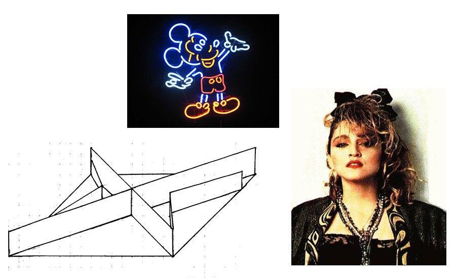 1980-е, Асимметрия, Неон. Изображение № 12.