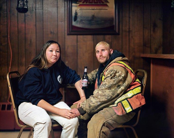 Джанет и Алан, Ном, Аляска, 2010. Изображение № 14.