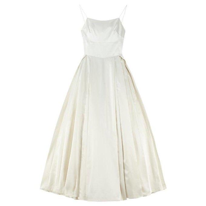ASOS показали коллекцию демократичных свадебных нарядов с ценами. Изображение № 5.