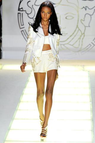 Milan Fashion Week: показ Versace SS 2012. Изображение № 4.