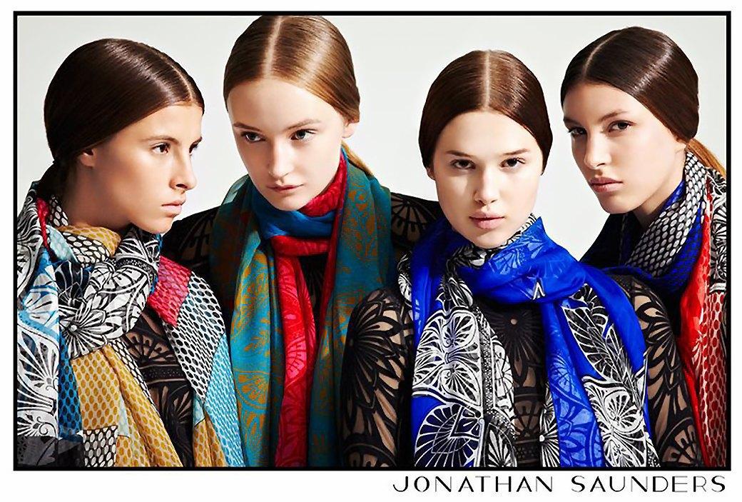 История одной марки: Jonathan Saunders. Изображение № 2.