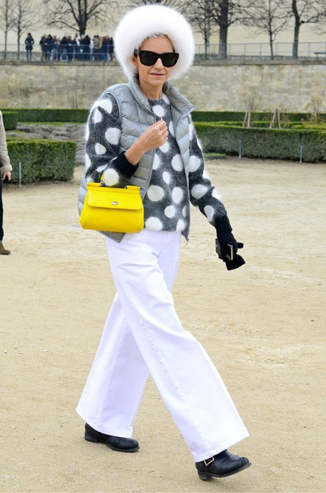 Гости Парижской недели моды FW13, часть 1. Изображение № 21.