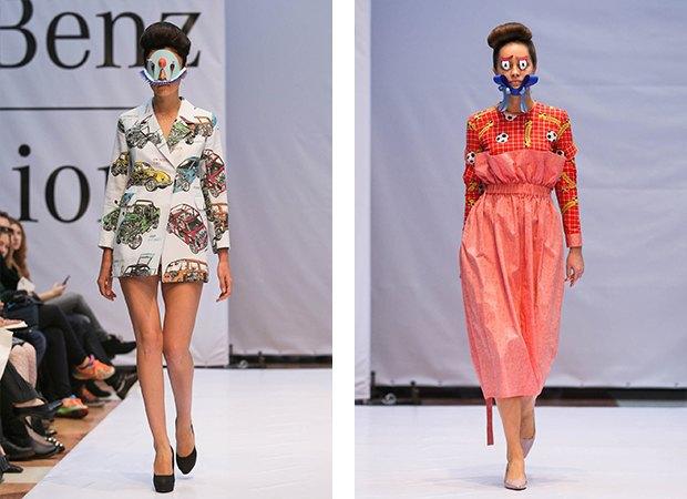 Kiev Fashion Days, часть II: Что показали украинские дизайнеры. Изображение № 10.