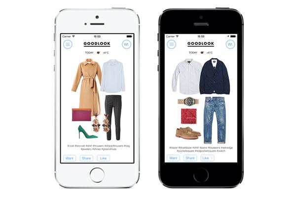 Интерактивный шопинг-помощник Goodlook стал заметно удобнее. Изображение № 1.